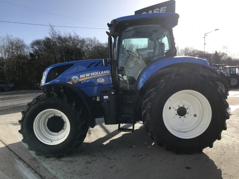 2017 NEW HOLLAND T7.190