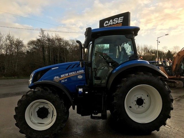 2019 New Holland T6.145 Dynamic Command