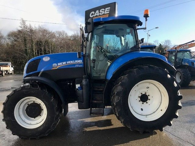 2014 New Holland T7.200 50K