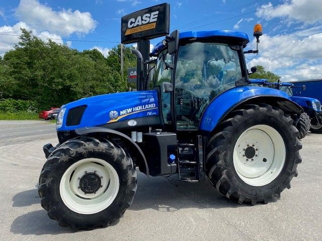2014 New Holland T6.175 40K