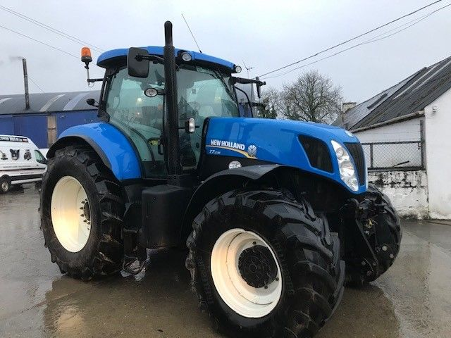 2015 New Holland T7.235 50K