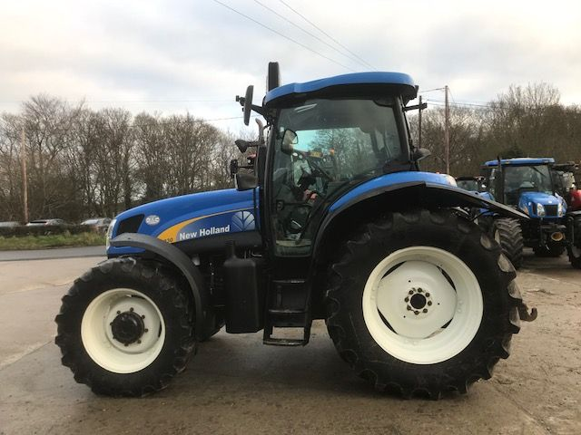 2008 NEW HOLLAND T6030 16X16 ELECTRIC SHIFT