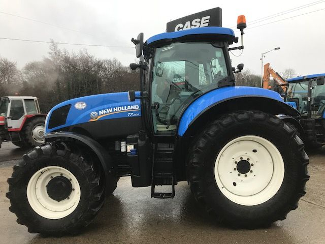 2013 New Holland T7.200 50K