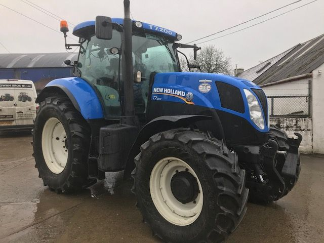 2014 NEW HOLLAND T7.200 AUTO COMMAND