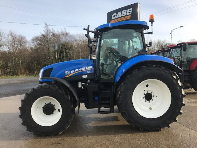 2014 New Holland T6.175 50K
