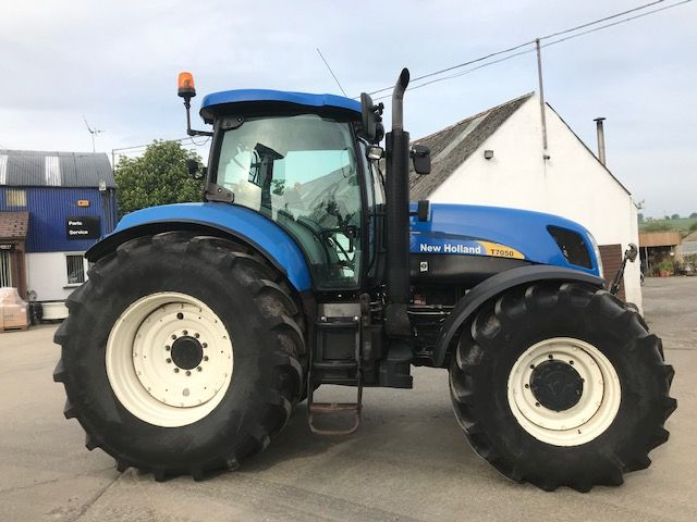 2009 New Holland T7050 50k