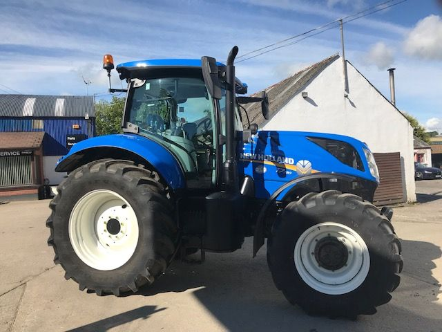 2018 New Holland T7.190 50K