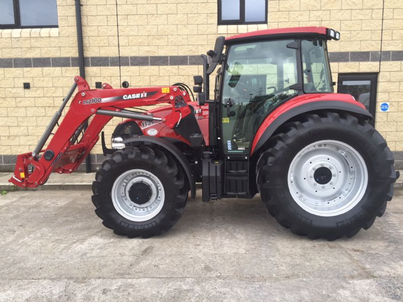 NEW CASE FARMALL 115C HD