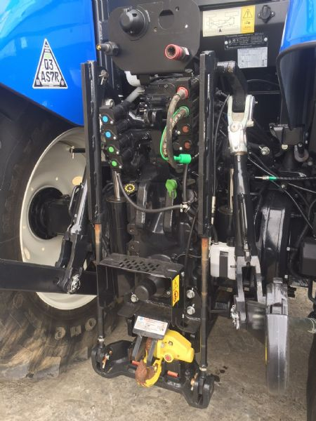 2018 New Holland T7 190