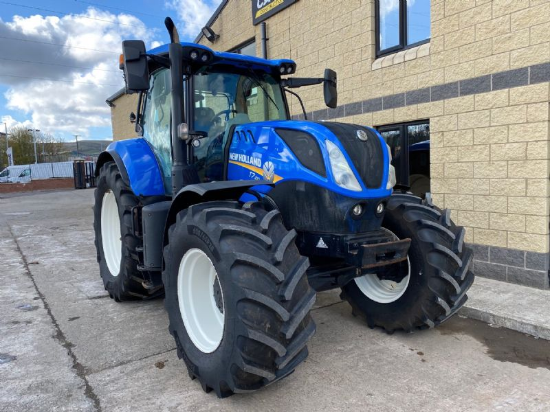 2018 New Holland T7.210 Power Command
