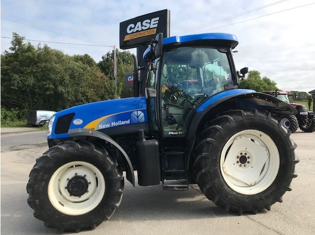 2007 New Holland T6030